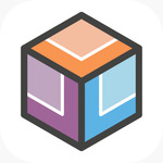 LVL blends 3D into 2D with a twist game app Temporarily Free @ iOS App Store