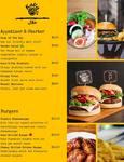 $16 Kava Beast Burger+$0 Ondeh Ondeh Ice Cream @ Kava (Bugis)