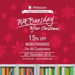 15% off Sitewide at Kinokuniya