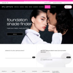 Free Unlimited Foundation Trial Kit from Shu Uemura (Collect In-Store)