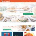 10% off at foodpanda ($15 Minimum Spend, New Customers)