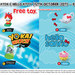 McDonald's: Free Sanrio Hello Kitty Toy with Every Happy Meal Purchase (12 Oct – 8 Nov 2017)