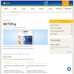 Enjoy $5 Cashback on Your First NETSPay Purchase with DBS/POSB Cards