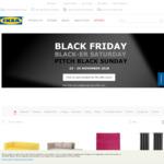 IKEA Black Friday: STOCKSBO 2-Seat Sofa Bed $349 (U.P. $499), NORDMYRA White Birch Veneer Table $99 (U.P. $189) , + More Offers