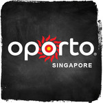 Buy Any Flame Grilled Chicken, Burger, Wrap or Salad and Upgrade to a Meal for $1 at Oporto