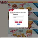 Free Popcorn Chicken at KFC Delivery When You Spend over $35 & Pay with a DBS/POSB Card