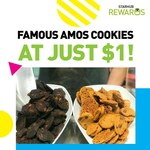 $1 Famous Amos Cookies for Starhub Customers