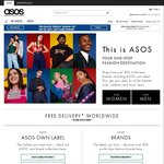 20% off Everything Sitewide at ASOS