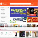 $5 off for New Accounts at Shopee ($10 Minimum Spend)