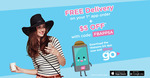 Watsons App $5 Off $40 Min Spend With Code + Free Delivery for First Order