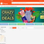 3 Best Selling Items for $10 at Shopee