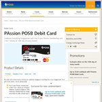 Free 5 Year Membership with PAssion POSB Debit Card
