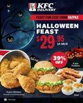 Halloween Feast for $29.95 (U.P. $49.35) at KFC [Delivery]
