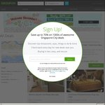 Groupon - 25% off Beauty, 15% off Leisure & Services and 5% off Dining