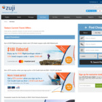 ZUJI 11.11 Singles Day Offer - 12% off Hotel Bookings. Today Only