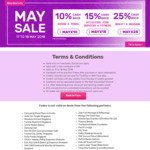 Cashback: 10% on Dining & Travel, 15% on Activities, Kids, Services & Fitness and 25% on Beauty & Massage at Fave