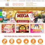 Baby Land – End of Season Mega Clearance Sales 16 – 18 November 2018