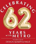 20% off Cosmetics & Fragrances at Metro (Metro & UOB Cardmembers)