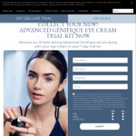 Free Advanced Génifique Serum + Eye Cream from Lancome (Collection Required)