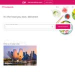 $10 Min $25 Spend at Foodpanda [New Users]