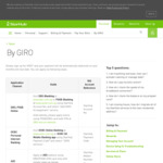 Free 100 SMS monthly when you pay your Starhub Bills via GIRO