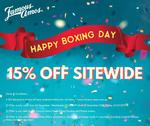 15% off Sitewide at Famous Amos