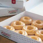 12 Original Glazed Doughnuts + Bonus 6 for $31.20 (U.P. $46.80) at Krispy Kreme via Lazada