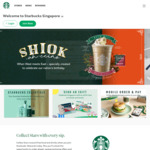 1 for 1 Venti Chocolate Choux Coffee Frappuccino or Chocolate Eclair Latte at Starbucks (Via Mobile Order & Pay App)