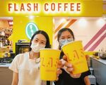 1 for 1 Drinks at Flash Coffee (Jurong Point)