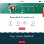 Free Local Data on Sundays with Singtel Circle