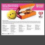 Dunkin' Donuts - 6 Regular Donuts $8.50 (U.P. $10.30)