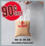 $0.90 Milk Tea at LiHo (Suntec City, Weekdays, 2pm to 6pm)