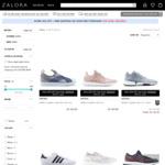 Extra 33% off Selected adidas Products at Zalora