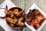 $7 for 4 Korean Ganjang/Yangnyum Chicken Wings (U.P. $14.12) at Chicken Up via Groupon