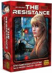 The Resistance Board Game $14.45 + Free Shipping via Prime at Amazon SG