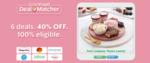 40% off Selected Dishes at Häagen-Dazs, Yoogane, Makisan, Pho Street, Jollibean & Sharetea via GrabFood