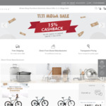 11% off with $100 Min Spend for New Customers + 15% Cashback Sitewide + 11% Atome New User Cashback at IUIGA