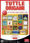 20% Off all Tuttle Origami Books & Kits at MPH Bookstores (Robinson Road)
