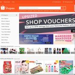 $7 Off First $15 Min Purchase at Shopee (New Customers, First Orders)