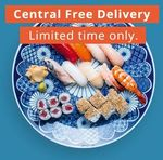 Free Delivery on foodpanda Orders in Central Singapore (Districts 1-4, 6-12)