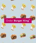 Spend $30 at Burger King via foodpanda, Get 2 Free Cans of Coca-Cola Stevia