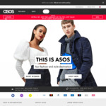 Extra 10% off at ASOS