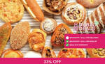 Bread Set with Takeaway for $12 (U.P. $18) at Antoinette via Fave