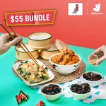 Win a $55 Deliveroo Voucher from Deliveroo