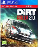 Dirt Rally 2.0 - Day One Edition , PS4 for $14.26 + Delivery from Amazon SG