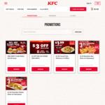 $3.95 Boneless Box at KFC