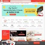 Extra $5 Bonus Cashback via ShopBack (Maybank Customers)