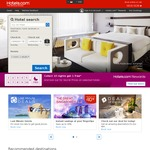 7% off Hotel Bookings at Hotels.com. Ends June 25 for Travel by Sept 30