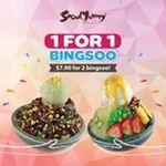 Win 1 of 50 Bingsoo from Seoul Yummy