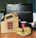 Free Delivery at Ya Kun Kaya Toast (Teacher's Day)